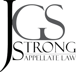 Jeanie Strong Law logo